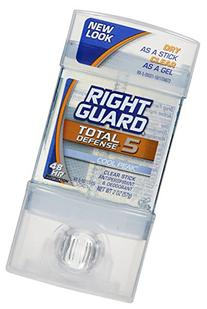 Right Guard U-BB-1315 Total Defense 5 Clear Stick Anti-
