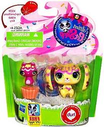 Littlest Pet Shop Totally Talented Pets Lop Eared Bunny &
