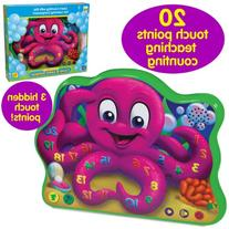 The Learning Journey Touch & Learn, Count & Learn Octopus