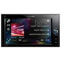 Pioneer Car 6.2-In Touchscreen With Bluetooth, Usb, Aux-In
