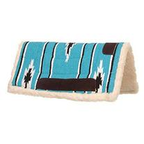Tough 1 Miniature Sierra Saddle Pad, Southwestern Tan/Black/