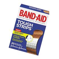 Band-Aid Band-Aid Tough-Strips Bandages All One Size, 20 ct