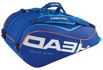 HEAD Tour Team 9R Supercombi Tennis Bag, Blue
