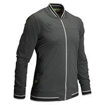 New Balance Men's Tournament Jacket, Large, Lead
