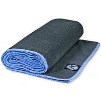 Youphoria 24-Inch-by-72-Inch Microfiber Yoga Towel, Gray