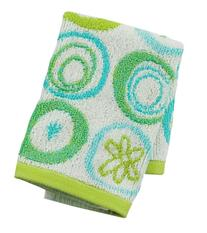 """Creative Bath Towels, All That Jazz 13"""" x 13"""" Washcloth"""