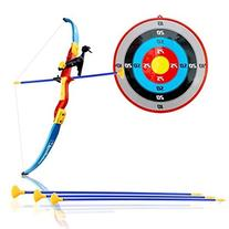 Liberty Imports Sport Toy Archery Bow And Arrow Set for Kids