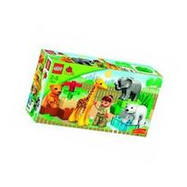 Toy / Game Adorable Duplo Lego Ville Baby Zoo V70  With