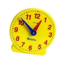 Toy / Game Learning Resources Big Time 12-Hour Student Clock