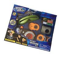 Spy Guy 10 Piece Toy Secret Mission Set With Look Around