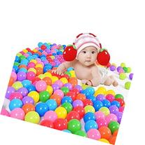 toyofmine Ocean Balls Baby Kid Swim Pit Toy Colorful Soft
