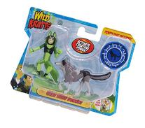 Wild Kratts Toys - 2 Pack Creature Power Action Figure Set