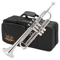 Jean Paul USA TR-330N Trumpet, Standard Nickel