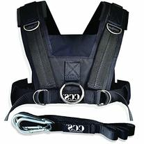CCS Harness with Padded Shoulders and Rib Guard