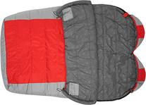TETON Sports Tracker +5F Double-Wide Sleeping Bag Perfect