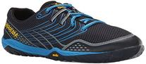 Merrell Men's Trail Glove 3 Trail Running Shoe, Navy/Racer