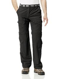White Sierra Men's Trail 34-Inch Inseam Convertible Pant,