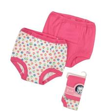 Gerber Training Pants 3T Girl 2 pack 32-35 pounds 2012