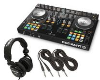 Native Instruments Traktor Kontrol S4 MK2 DJ Controller +
