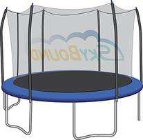 Trampoline Net for 12' Round Skywalker Trampoline Fits 6