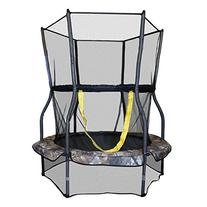 Skywalker Trampolines Mini Trampoline with Enclosure, Camo