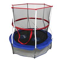 Skywalker Trampolines Mini Bouncer with Enclosure Net –