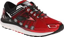 Brooks Men's Transcend 2 HighRiskRed/Black/White 9.5 D