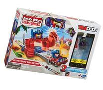Angry Birds Transformers Telepods Optimus Prime Bird Raceway