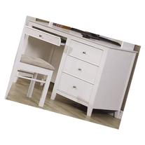 Coaster Home Furnishings Transitional Desk, White