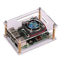 JBtek Transparent Acrylic Raspberry Pi B+ / Raspberry Pi 2
