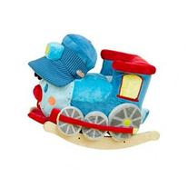 Trax the Train Rocker, Boy, Girl, Novelty