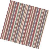 Longaberger Letter Tray Basket Liner in Market Stripe Fabric