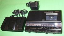 Sanyo TRC 6050 Memoscriber Microcassette Transcription