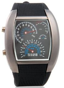 Style Trend LED Watches Japanese Movement Racing Car