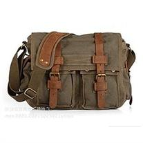 Econoled Mens Trendy Colonial Italian Style Messenger Bag