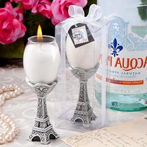 Fashioncraft Tres Chic Eiffel Tower Candle Holders