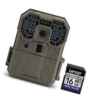 Stealth Cam Triad 12 MP Trail Cam, Tree Bark + Compatible