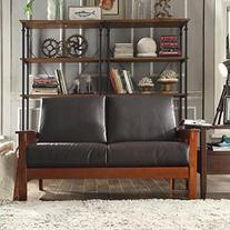 Metro Shop TRIBECCA HOME Hills Collection Bi-cast Leather