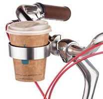 PUBLIC Bikes Trieste Coffee Cup Holder, Silver