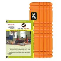 TriggerPoint GRID Foam Roller with SMRT-CORE Level 1 DVD