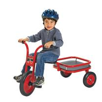 15.75 in. Trike with Red Powder Coated Frame