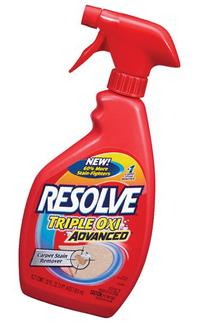 Resolve Carpet Spot & Stain Remover, 22 fl oz Bottle, Carpet