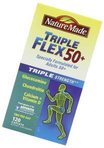 Nature Made TripleFlex Triple Strength 50+ Caplet  Value