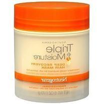 Neutrogena - Triple Moisture Deep Recovery Hair Mask - 6 Oz