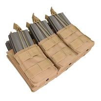 Triple Stacker Magazine Pouch  Color: Coyote Tan