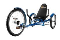 Mobo Cruiser Triton Pro Ultimate Three Wheeled Cruiser, Blue