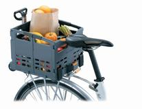 Topeak Trolley Tote Folding Basket