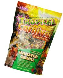 F.M. Brown's Tropical Carnival Hamster/Gerbil, 2-Pound