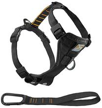 Kurgo Tru-Fit Smart Dog Harness, Black, Large