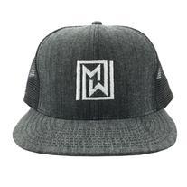 Trucker Hat in Grey
